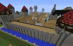 Castle district Minecraft Project