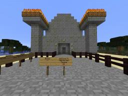 The Herobrine Temple V1 Minecraft Map & Project