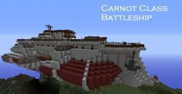 Steam Punk(ish) Carnot Class Batleship Minecraft