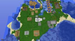 Tekkit Science Island Minecraft Map & Project