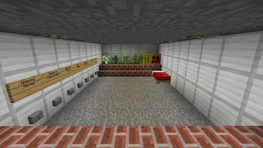 Mob Safe House Minecraft Project