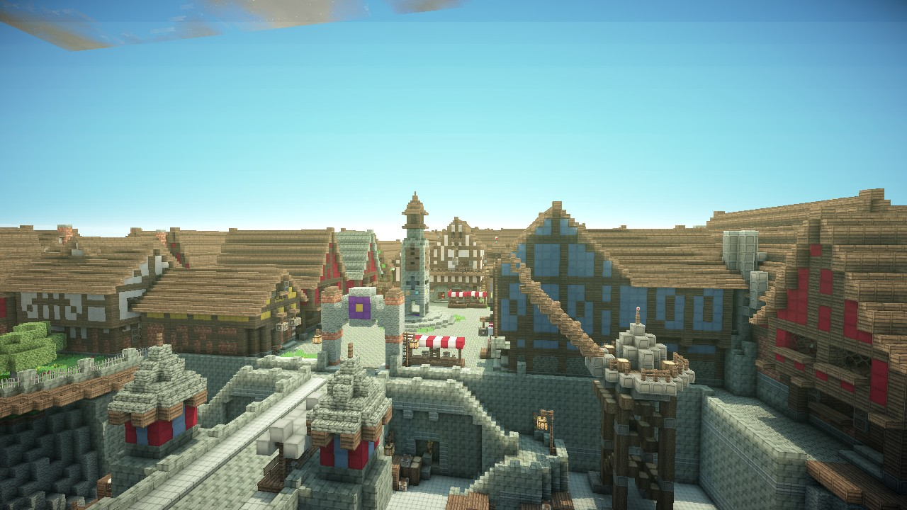 Fable Ii Bowerstone Download Minecraft Project