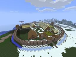 Viking Fort Minecraft Map & Project