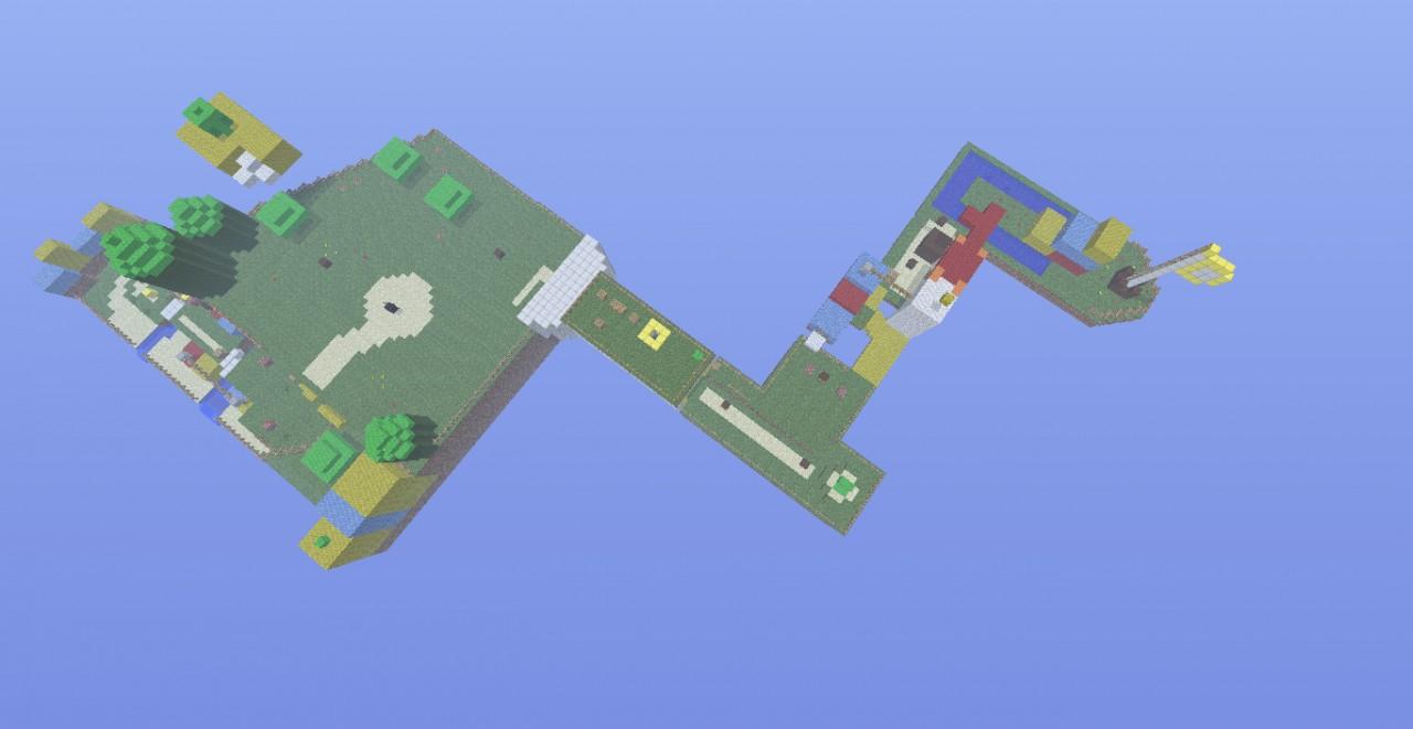 Super Mario 3d World Mapa Super Mario 3d Land World 1-1