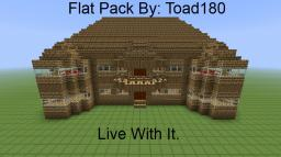 Flat Pack By: Toad180 Minecraft Texture Pack