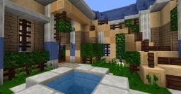Greek Restaurant Minecraft Map & Project