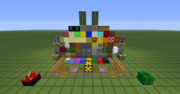 Simple Symmetry Minecraft Texture Pack