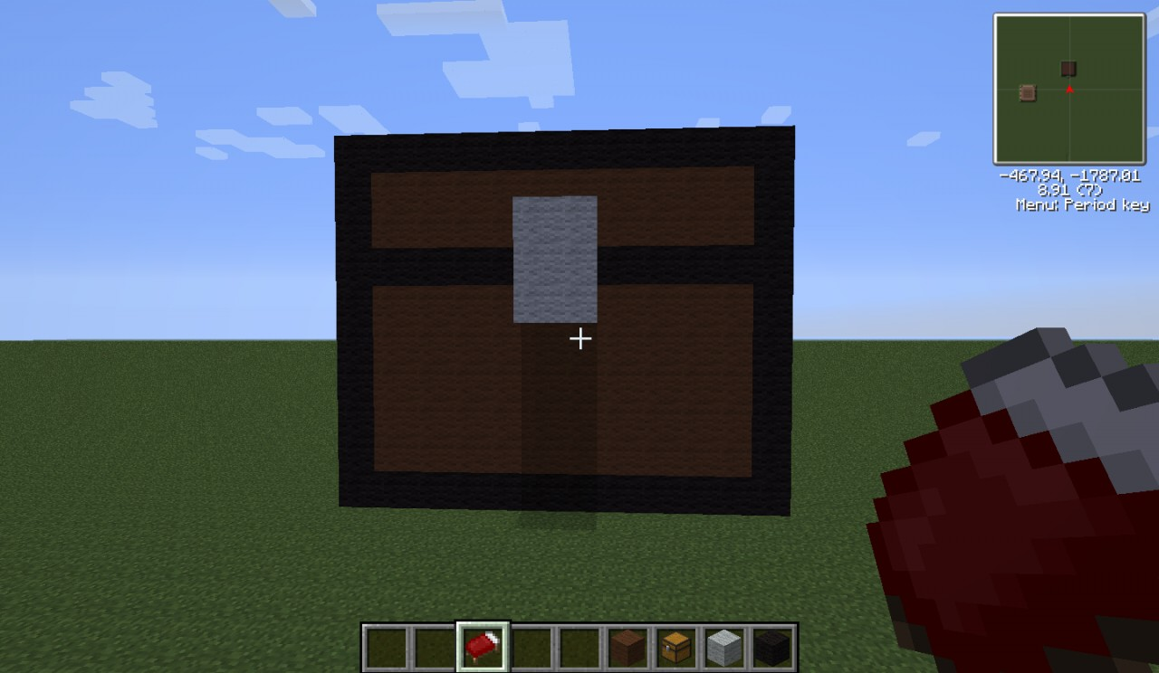 Chest Minecraft Project