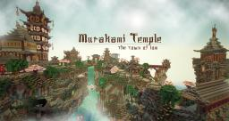 Murakami Temple: The Town of Iom Minecraft Project