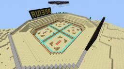 Mau5Craft's Huge Arena Minecraft Map & Project