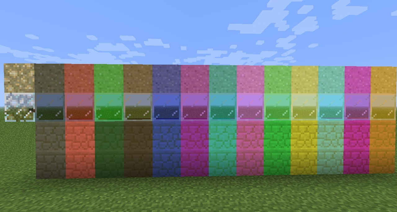 Minecraft How To Craft A Glass Pane