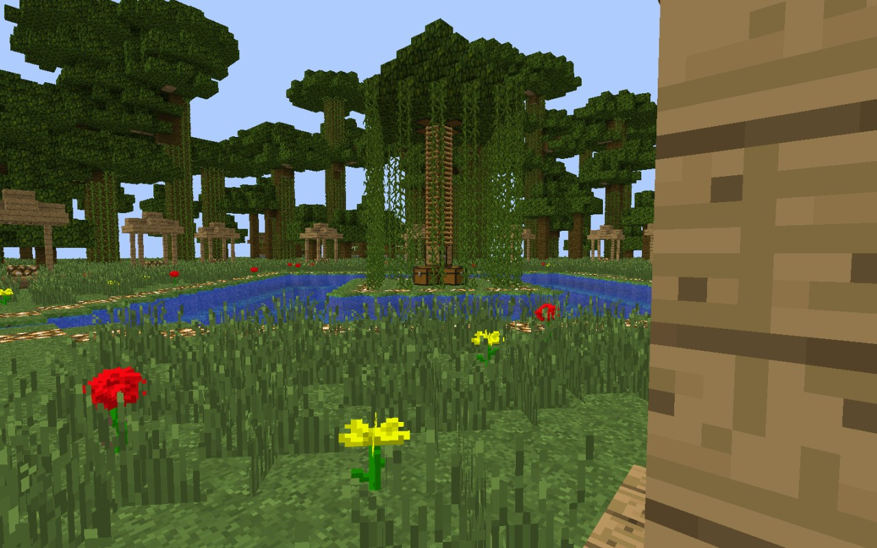 How to Make a Minecraft 1.14 Server to Play Minecraft with ...