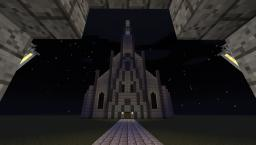 Stone cathedral/church. Any suggestions? Minecraft Project