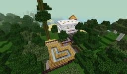 Unstoppable Hardcore House Minecraft Map & Project