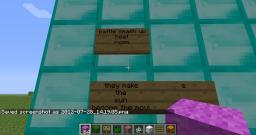 the smash up with anmials and mobs the host room Minecraft Map & Project