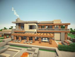 Mansion Minecraft