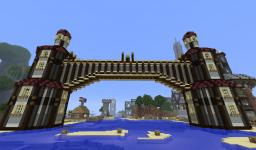 Tea Bridge Minecraft Map & Project