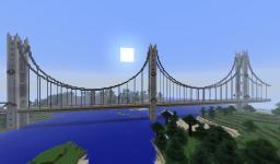 Northern Bridge Minecraft Map & Project