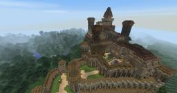 Atarions Castle Minecraft Map & Project
