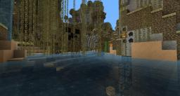 Archespore River Town Minecraft Map & Project