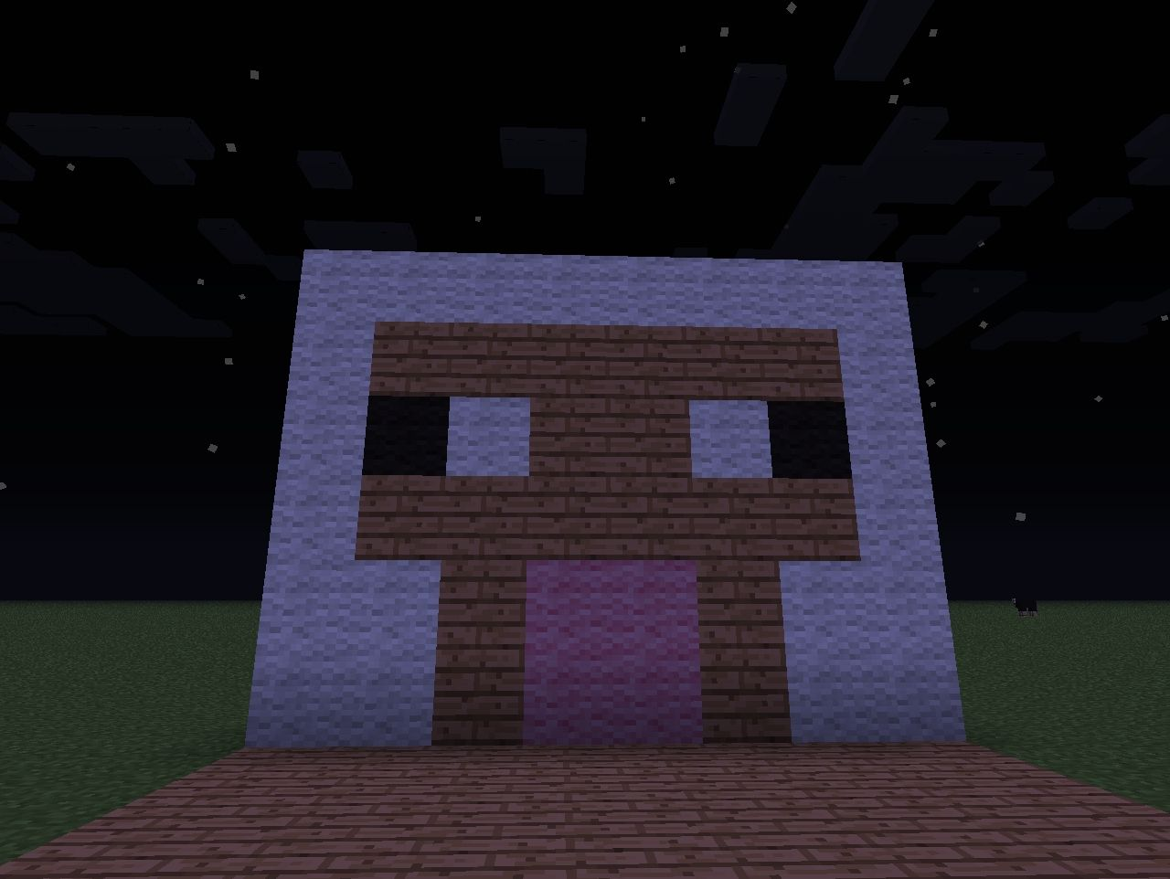 Sheep Face!!! Minecraft Project