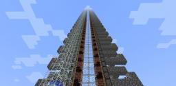 150+ High Elevator Minecraft Project