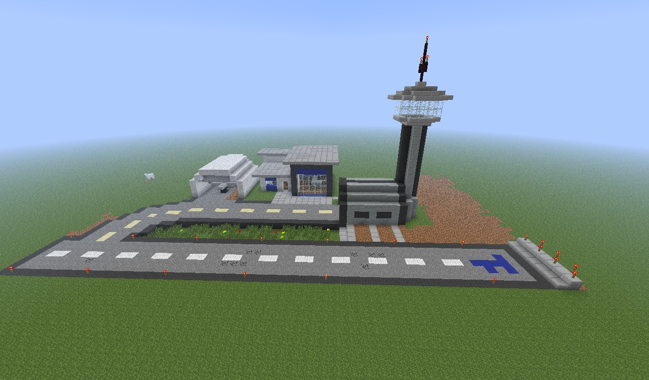 Airbase Minecraft Project