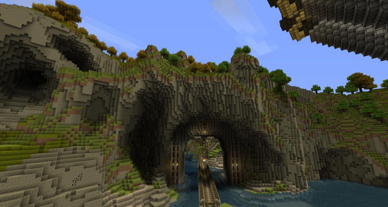 Dungeness Prison Minecraft
