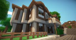 mcVictims house Minecraft Map & Project