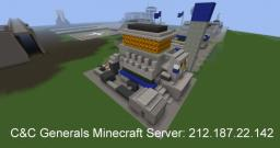 Cold Fusion Reactor Minecraft Map & Project
