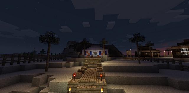 Dead Island Craft Minecraft Project on