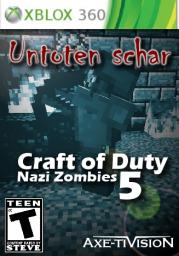 Nazi Zombies 5 - Untoten schar [Wave-based survival] Minecraft