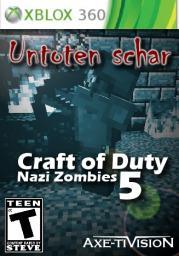 Nazi Zombies 5 - Untoten schar [Wave-based survival] Minecraft Project
