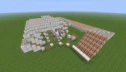 Binary Calculator v2 Minecraft