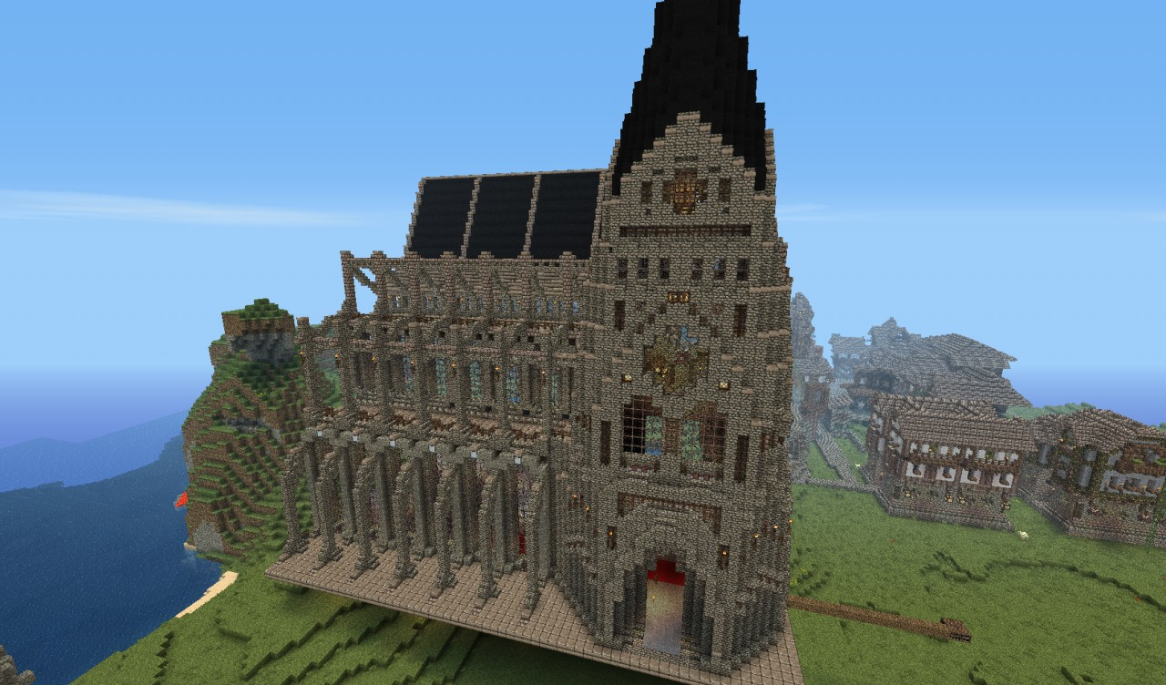 Minecraft Castle Tower Cake Ideas and Designs