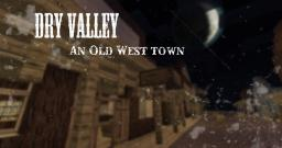 Dry Valley (Old West Town) Minecraft