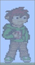 Edd Gould Pixelart Minecraft Map & Project