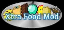 Xtra Food Mod V1.2 [1.2.5] ~ Diamond for LOVE! Minecraft Mod