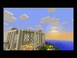 BasketArena Minecraft Map & Project