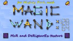 [McR] Magic Wands texture [125-172]
