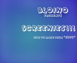 Tutorial: Epic screenies with Blender and Gimp  FREE  Minecraft Blog Post