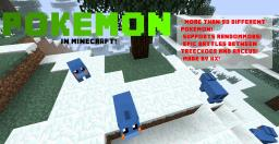 Random Pokemon! Minecraft