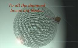To all the diamond lovers! Minecraft Map & Project