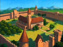 Redwall Abbey and Surrounding Areas Minecraft Map & Project