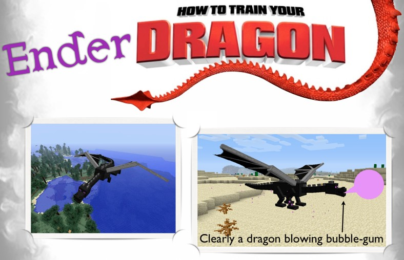 how to train your enderdragon minecraft blog ccuart Image collections