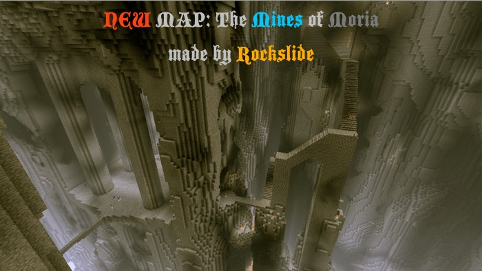 Second map in the rotation: Moria