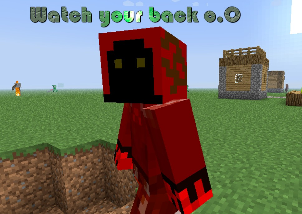 herobrine minions herobrine mod add on with the link to the real
