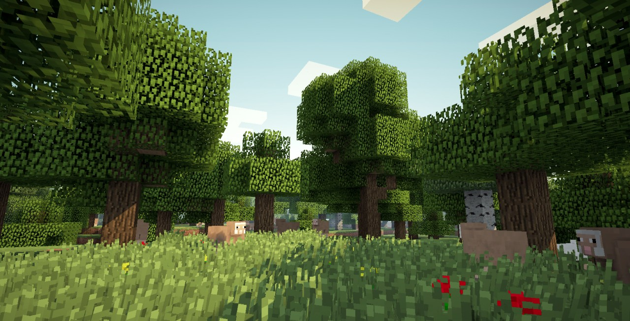 how to use minecraft shaders