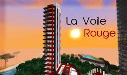 La Voile Rouge | Hotel Minecraft Project