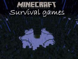Winter-themed Survival Games map Minecraft